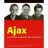 Ajax -pour developper des app..