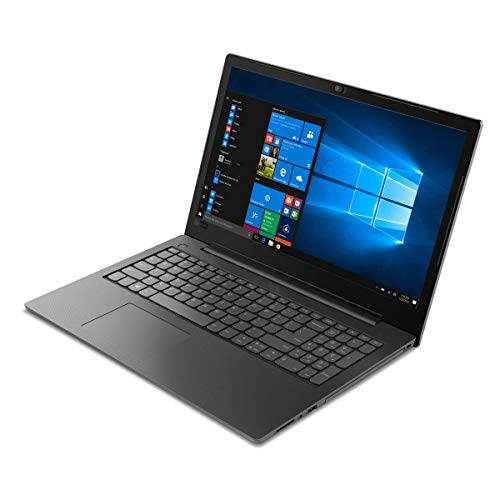 Lenovo (15,6″ HD) Notebook V130 Intel N4000 2,6 GHz 8GB RAM 480 GB SSD DVD-RW HDMI USB 3.0 Webcam Intel HD Win 10 Pro +Tasche