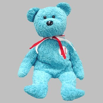 4a5f1b15111 Image Unavailable. Image not available for. Color  Ty Beanie Babies -  Addison the Baseball Bear