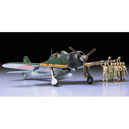TAMIYA America, Inc 1/48 A6M5C Type 52 Zero Fighter, TAM61027