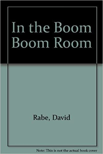 In The Boom Boom Room David Rabe Amazon Books