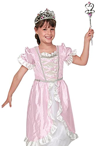 Melissa & Doug Princess Role Play Costume Set Size 3-6