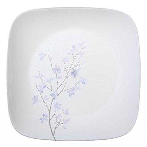 "Corelle Square Jacaranda 10.25"" Dinner Plate"