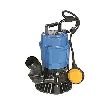 Tsurumi HSZ2.4S 1/2 HP Semi-Vortex Submersible Trash Single Phase Pump Agitator