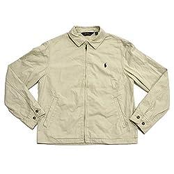 Polo Ralph Lauren Men Full-zip Windbreaker Jacket
