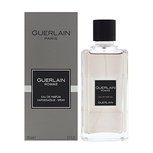 Guerlain for Men Eau de Parfum Spray, 3.3 Ounce