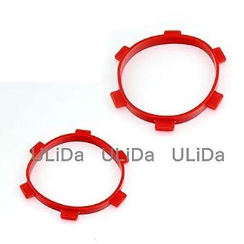 XuBa 2 Piezas de Banda de Montaje de neumáticos para 1/8 Buggy & 1