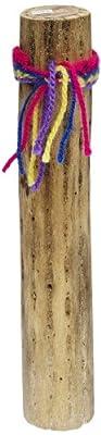 School Specialty Rainstick, 10 in, Natural Wood