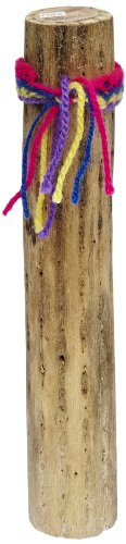 School Specialty Rainstick, 10 in, Natural Wood