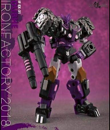 IronFactory IF EX-31 Spirits of The D.E.C Dubhe Robot Toys