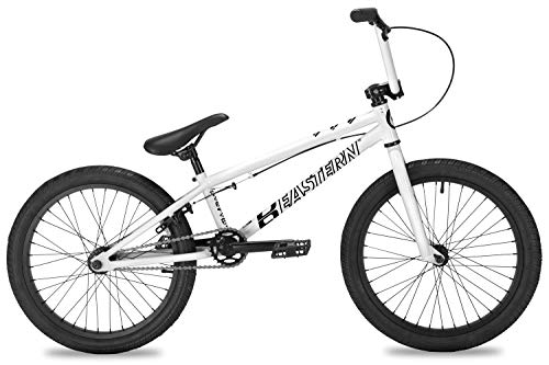 2019 Eastern Lowdown - White. Affordable BMX Bike to Get Started. Designed, Produced and Serviced by BMX Professionals. (Bmx Bike Eastern)