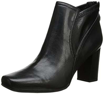 Amazon.com | Franco Sarto Women's Zelda Boot, Black, 10 M