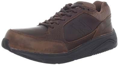 New Balance Men's MW928 Walking Shoe,Brown,8 D US