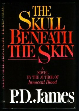 book cover of The Skull Beneath the Skin