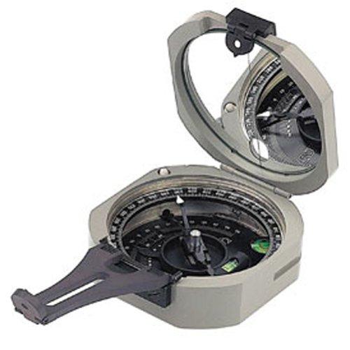 Brunton Pocket Transit International Compass with 0-90 Degree Quad ()