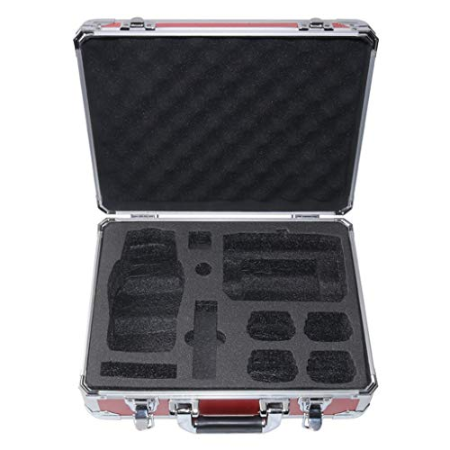 Fullfun Military Spec Aluminum Hardshell Protect Case for DJI Mavic 2 Pro/Zoom & Smart Controller