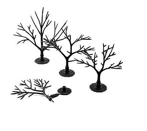 Woodland Scenics 2-3inch Deciduous Tree Armatures by Woodland Scenics - Woodland Scenics Tree Armatures