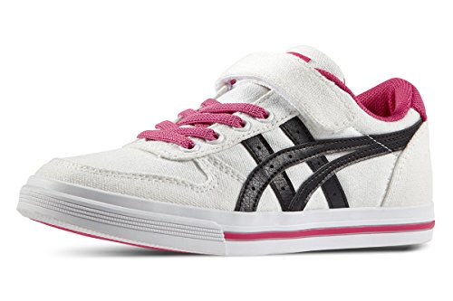 Asics Tiger Girls Aaron PS white/pink 33