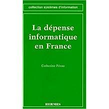 La Depense Informatique En France (coll. Systemes d'Information)