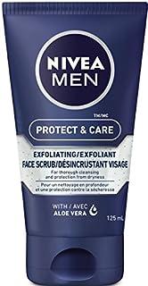 NIVEA MEN Protect & Care Exfoliating Face Scrub, 125 mL (B00BB3KEWO)   Amazon Products