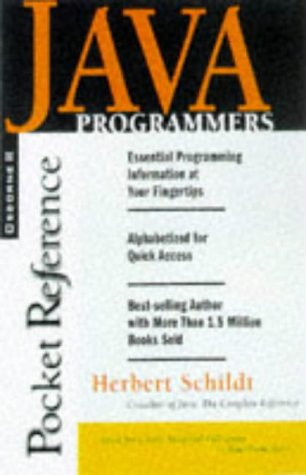Java Programmer's Reference by McGraw-Hill Osborne Media