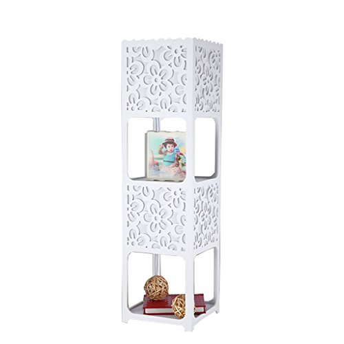 TMY Lámpara de pie Moderna decoración del hogar Protección de los Ojos lámpara estándar para la Sala de Estar Dormitorio...