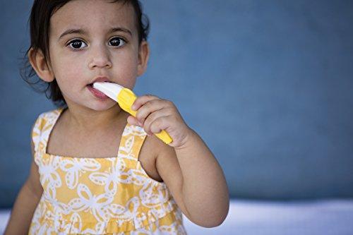 Детские игрушки Baby Banana Toothbrush
