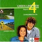 Green Line New - Ausgabe Bayern. Englisches Unterrichtswerk für Gymnasien / Teil 4 (4. Lehrjahr): Begleit-CDs
