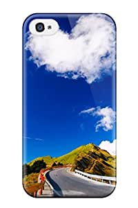 Shayna Somer's Shop 2015 6551166K66416263 Hot New Hearty Cloud Case Cover For Iphone 4/4s With Perfect Design