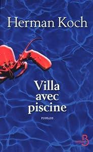 vignette de 'Villa avec piscine (Herman Koch)'