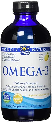 Nordic Naturals Omega-3 Liquid