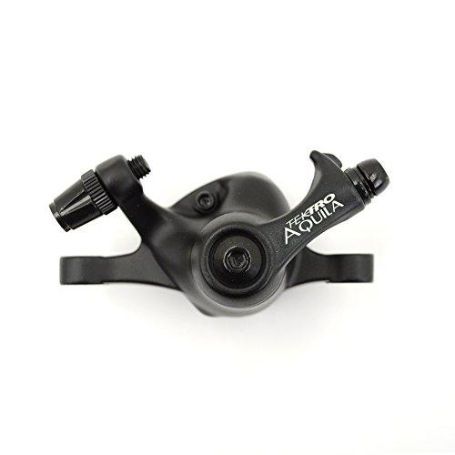 Tektro Aquila Front or Rear Mechanical Brake Disc Kit, 160mm, Black