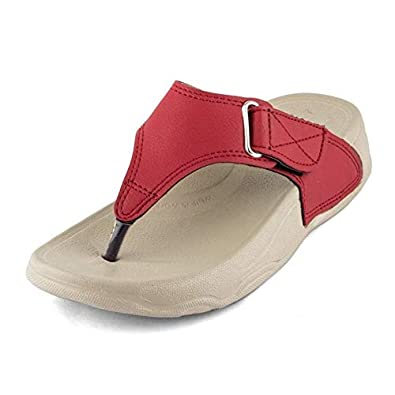 c5a90521809 RockyMount Womens and Girls Stylish Slippers and Flip Flops  Buy Online at Low  Prices in India - Amazon.in