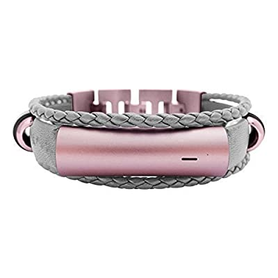 Misfit Ray Bracelet Fusion - Rose Gold / Grey - Jewelry for Misfit Ray