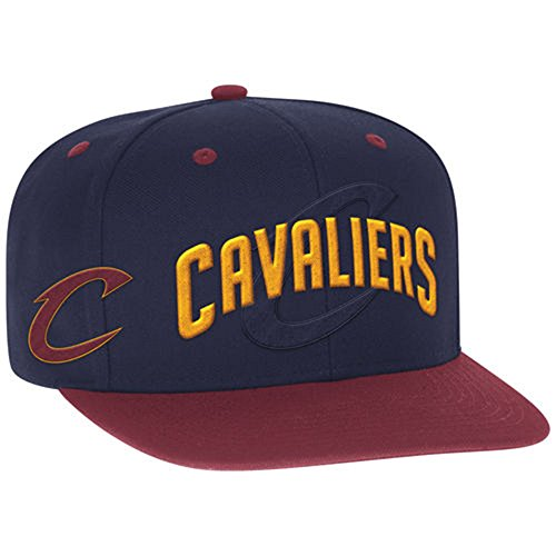Cleveland Cavaliers Adidas 2016 NBA Draft Day Authentic Snap Back Hat