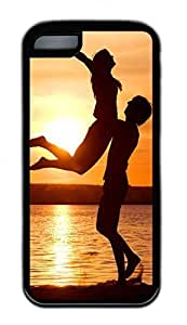 Distinct Waterproof Love Each Other In Harmony Design Your Own iPhone 5c Case