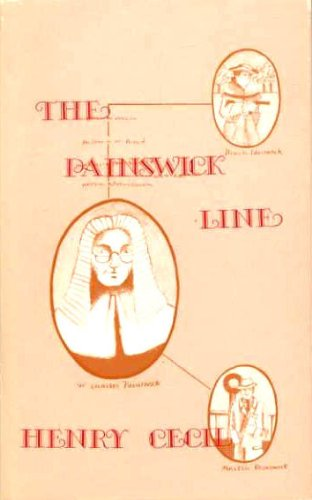 book cover of The Painswick Line