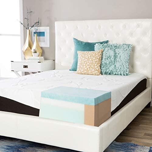 Simmons Beautyrest Comforpedic from Beautyrest Choose Your Comfort 10-inch Gel Memory Foam Mattress Firm King