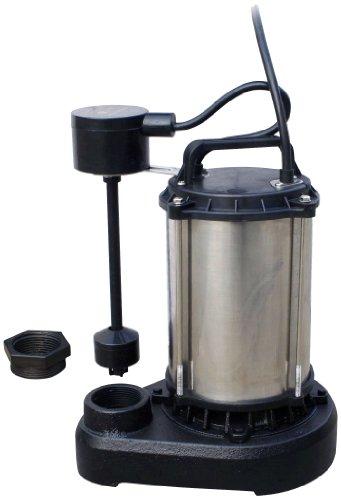 Wilo 2708306 ECS22-15.33 115-volt Sump/Effluent Pump