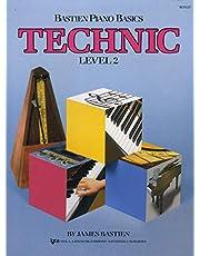 Bastien Piano Basics: Technic Level 2