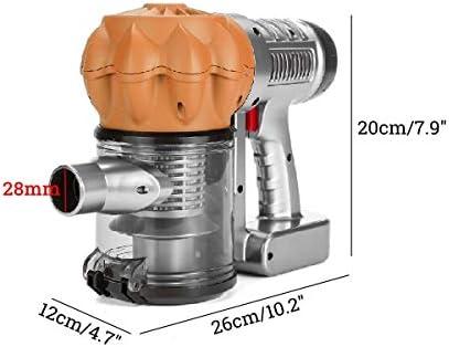 Aspirateur Voiture Mini Aspirateur Bruit Accueil Aspirateur Portable Essuyage Et Absorption Absorbant Poussière Collecteur Ménage Vadrouille Aspirateur Or