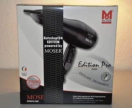 """Rotschopf24 edición: M O S E R Profiline secador de pelo """"E D I T I on por"""" 21OOW."""