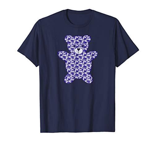 Purple Teddy Bear T-Shirt