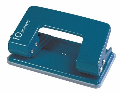 カール事務器 2穴パンチ ブルー CPN-10-B