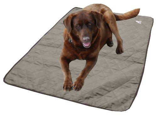 HyperKewl Evaporative Cooling Dog Pad, X-Large, Silver