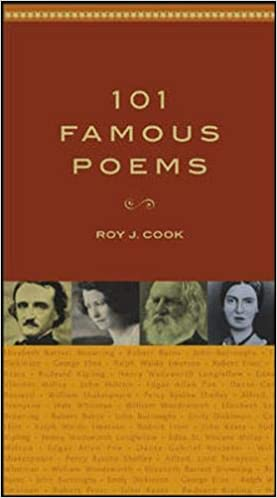 Amazon com: 101 Famous Poems (9780071419307): Roy J  Cook: Books
