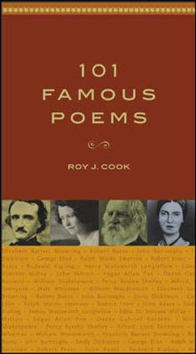 101 Famous Poems (Famous Poetry Christmas)