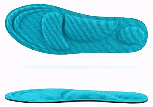 Foot Pain Relief Insole Designed for Aching,Swollen,Diabetic or Sore Arthritic Feet for Man