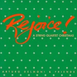 Rejoice: A String Quartet Christmas
