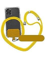 Wechoide 1/2 stks Universele Crossbody Nylon Patch Telefoon Lanyards Mobiele Telefoon Strap Anit Verloren Mobiele Telefoon Opknoping Koord